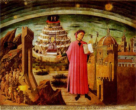 La Divine Comédie de Dante à l'heure de Twitter