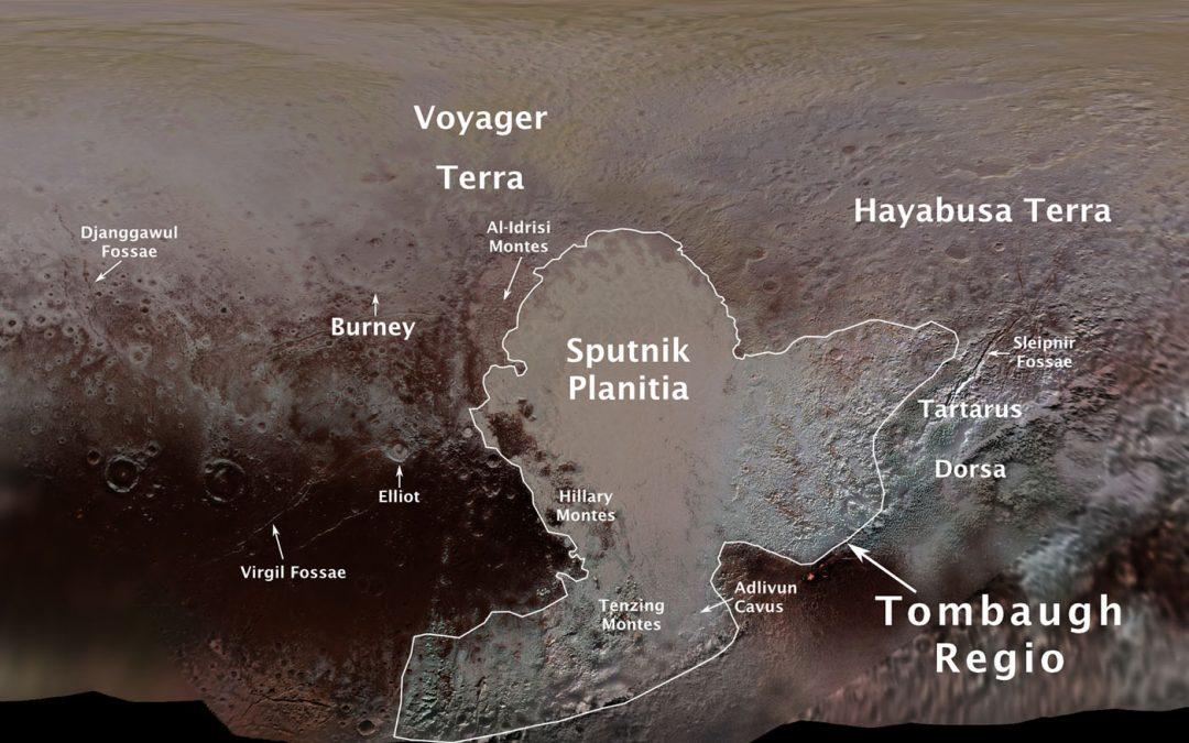 Virgile sur Pluton