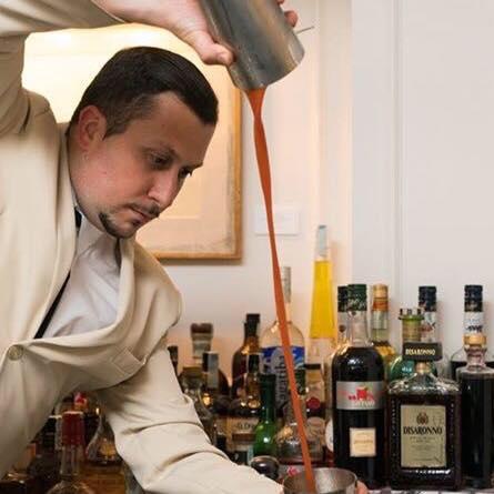 Les divins cocktails de Federico Pempori