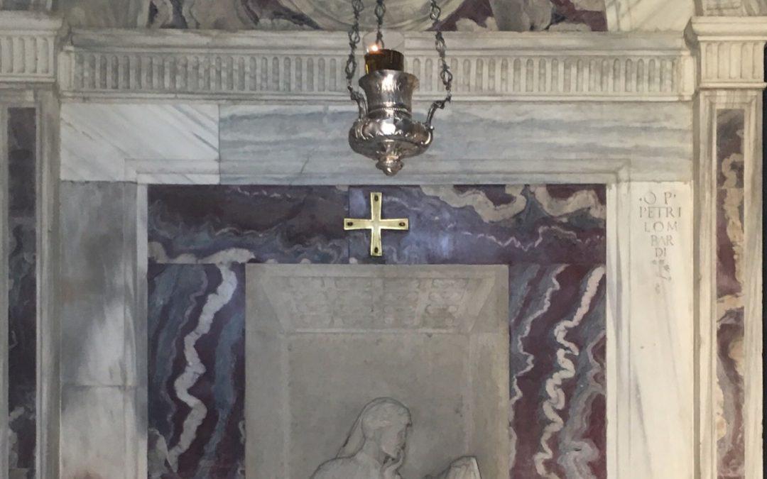 La «Cerimonia dell'Olio» à Ravenne