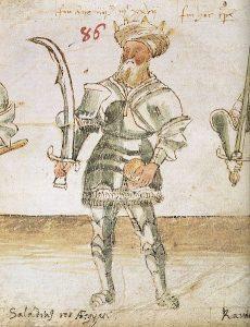 Saladin_roi_Egypte