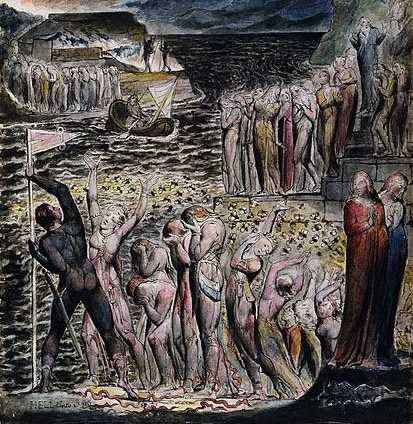 Acheron-William-Blake