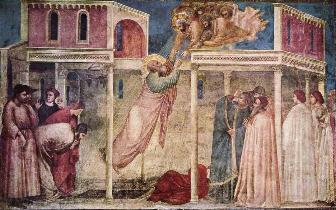 Jean l'Évangéliste – Giovanni Evangelista