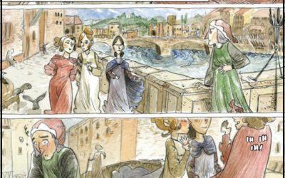 Dante Alighieri, amor mi mosse