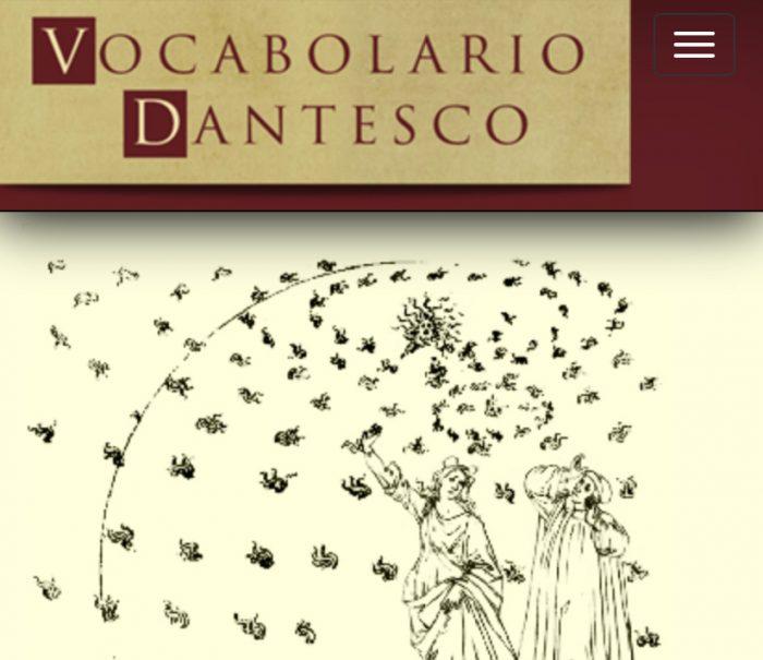 Page_accueil_Vocabolario_Dantesco