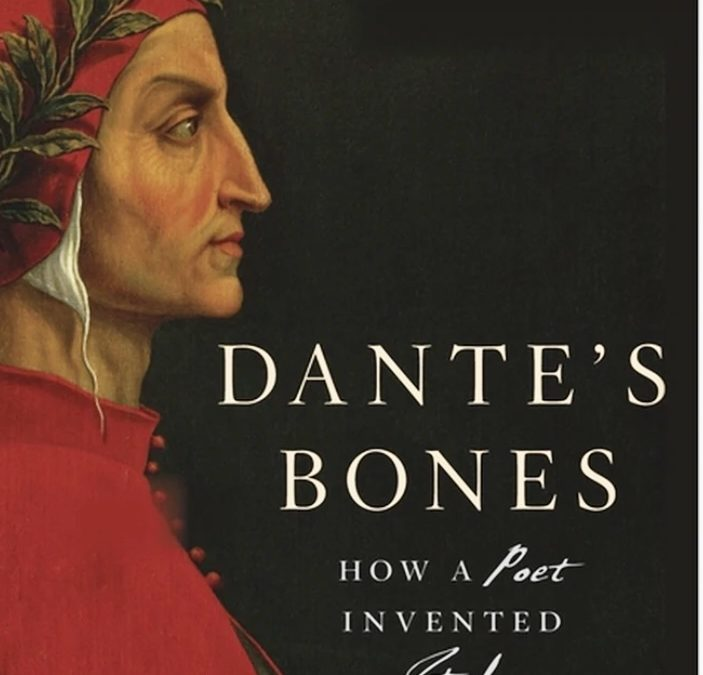 #700Anniversaire — Dante's Bones, par Guy Raffa