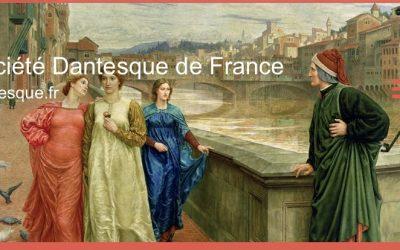 Une nouvelle page s'ouvre pour la Société dantesque de France